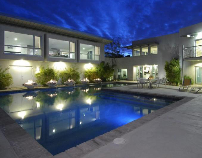 Contemporary pools swimming pools a website about pools for Modern swimming pool