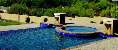 Beautiful Pool & Spa