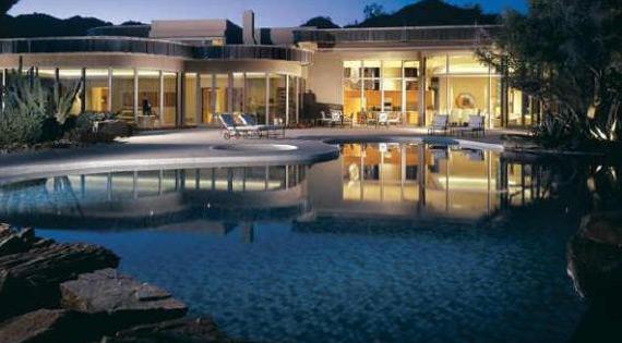 Interesting Pool Design