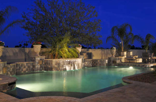 Kepler house wallpaper luxury and modern swimming pools - Luxury swimming pools ...