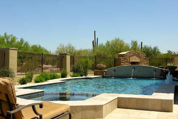 Pool and in ground spa swimming pools a website about for Pool and spa show usa